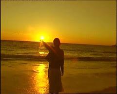 Production Photo 18- Maya Reaching For The Sun