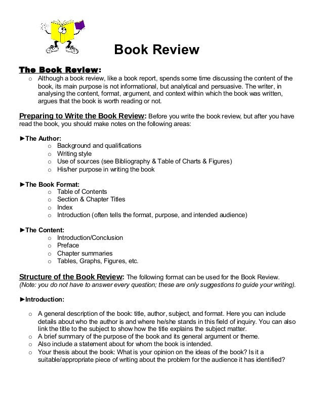 how to write a review essay in english