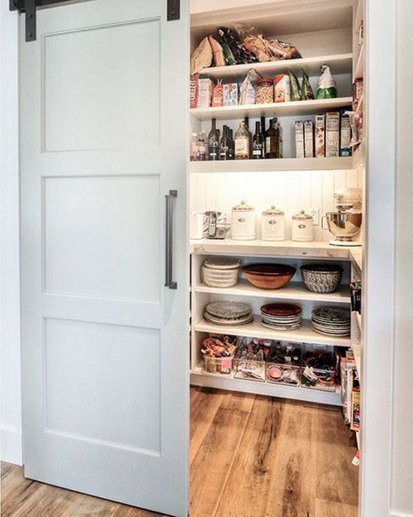 47 Genius Kitchen Pantry Ideas To Optimize Your Small Space Homemydesign