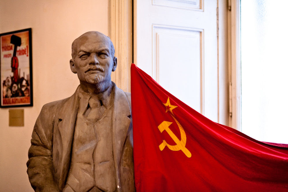 Why Is <em>The New York Times</em> Trying To Rehabilitate Communism?
