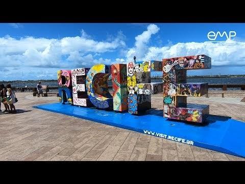 Lançamento do EMP 2018 no Marco Pernambucano da Moda, em Recife
