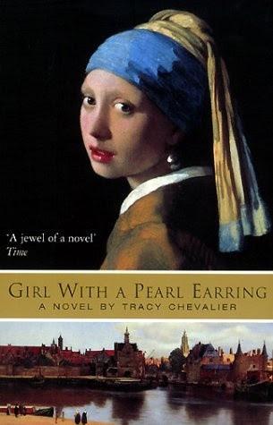 Okładka książki Girl with a Pearl Earring
