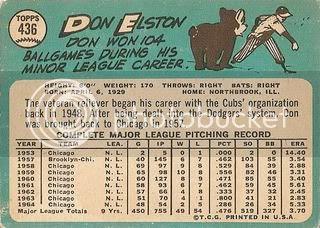 #436 Don Elston (back)