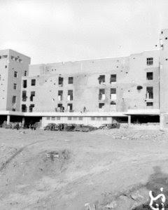 La Escuela de Arquitectura durante la Guerra Civil