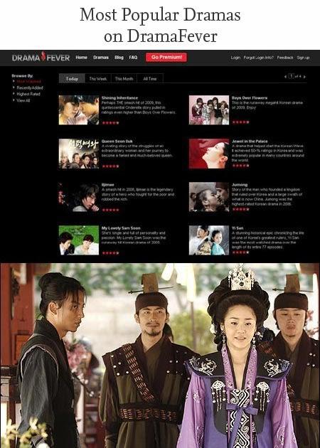 Korean Drama Fever Actor