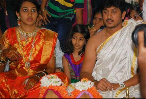 Ajay Rao Ties Knot with Girlfriend Swapna at Low Key