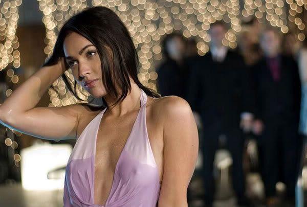Megan Fox in her upcoming film, HOW TO LOSE FRIENDS & ALIENATE PEOPLE.