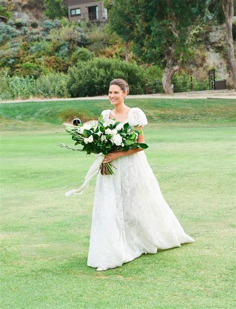 Bianca Balti Dolce and Gabbana Wedding Dress   POPSUGAR