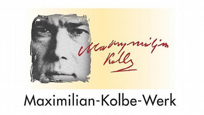 Das Logo des Maximilian-Kolbe-Werks