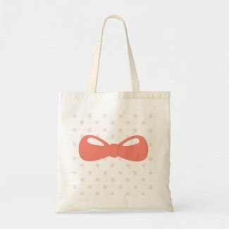Sweet Bow Eco Bag bag