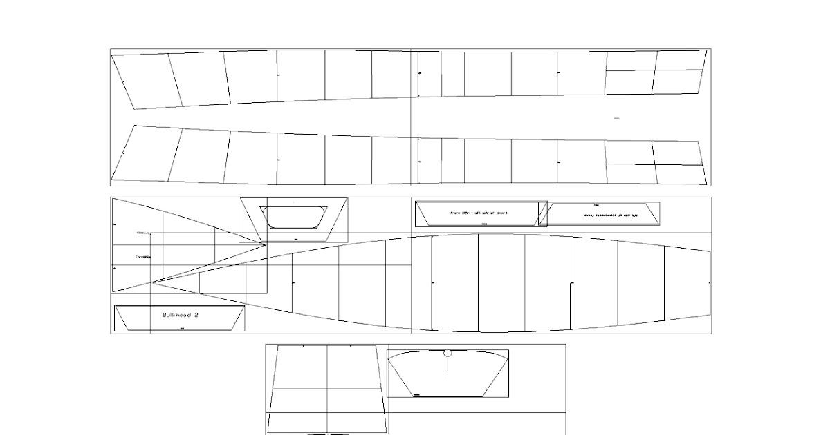 Nesting dinghy plans free