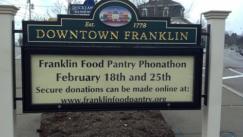 Franklin Food Pantry Phonathon