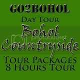Bohol Countryside Day Tour Itinerary 8 Hours Package