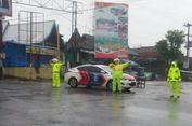 Tertutup Banjir, Jalan Menuju Pacitan Dialihkan Melalui Pracimantoro