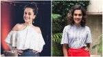 Taapsee Pannu keeps it chic and stylish during Judwaa 2 promotions