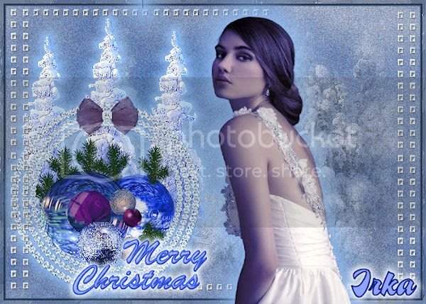 Irka- Merry christmas by Belisa