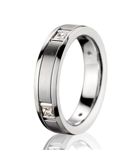 Men's wedding rings by Simon Pure Jewellery