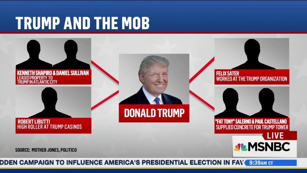 Image result for trump mob