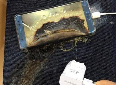 Samsung apresenta causas de explosão do Galaxy Note 7 e encontra falhas em baterias