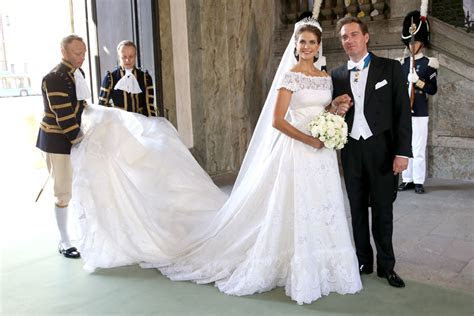 Brides who wore Valentino on wedding day   HELLO!