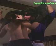 Leandra Leal nua na novela Sra do Destino
