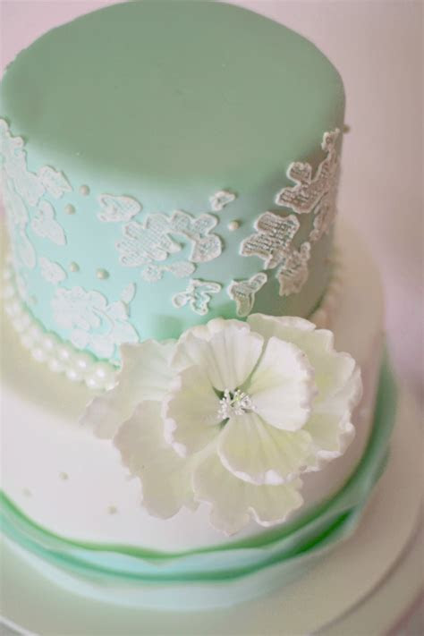 Lace & Peony Birthday Cake   The Couture Cakery