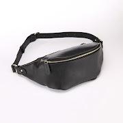 Discount Men's Belt Pack Handy Waterproof Fanny Pack Ladies Leather Chest Bag Belt Bag For Women Waist Bags Hip Bum Bags