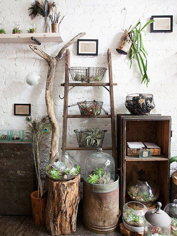 Ladders in huis My Simply Special