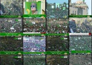 Libya freedom green