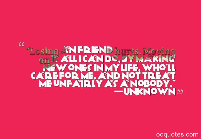 A Large Collection Of Broken Friendship Quotes And Sayings Touching