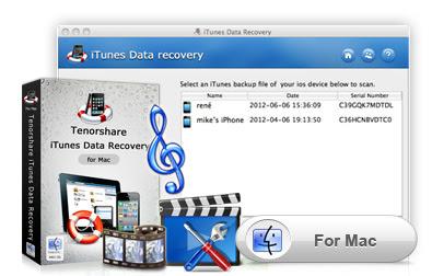 Tenorshare iPhone Data Recovery 6.6.0.1 Full Tam indir  Full Program \u0130ndir  Full program