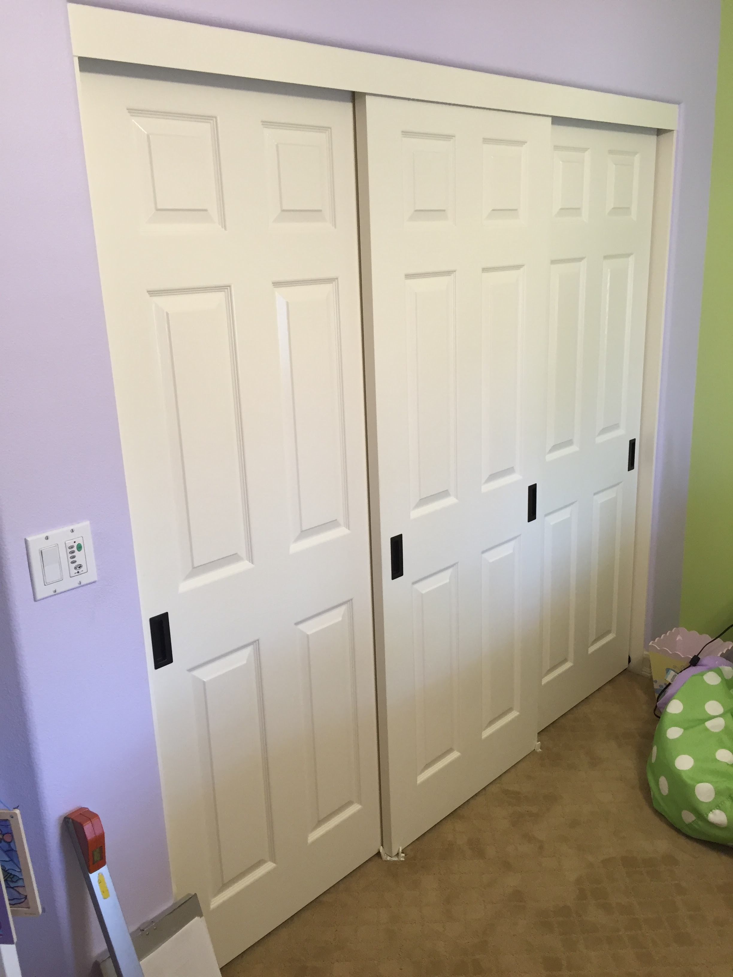 Sliding Closet Door Valance  Sliding Doors