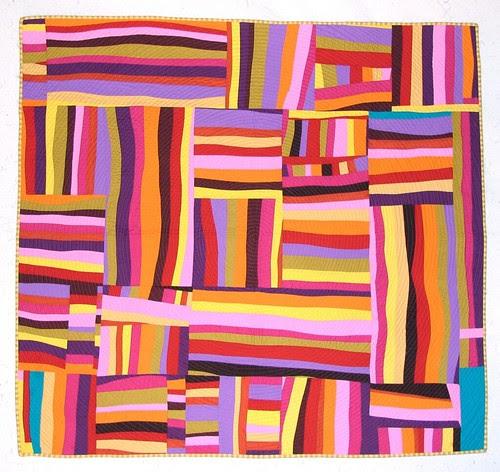 Waverunner Quilt by Bumble Beans