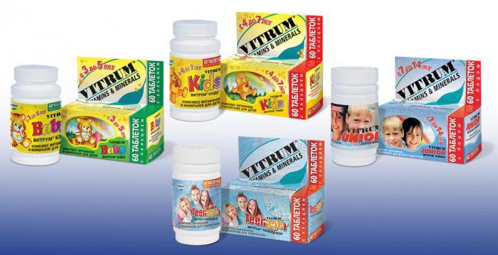 какие эффективные витамины лучше для детей 10 лет