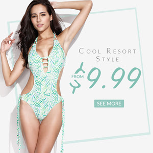 Summer, please hurry! From $9.99 bikini set, lastest 2000+ styles, ture to size. (Ends: April.20, 2016)
