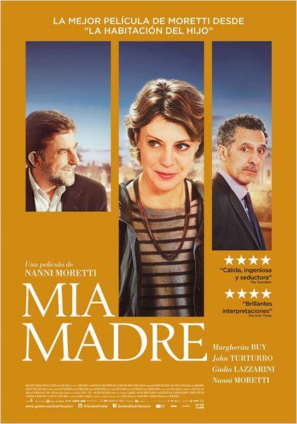 Mia Madre : Cartel