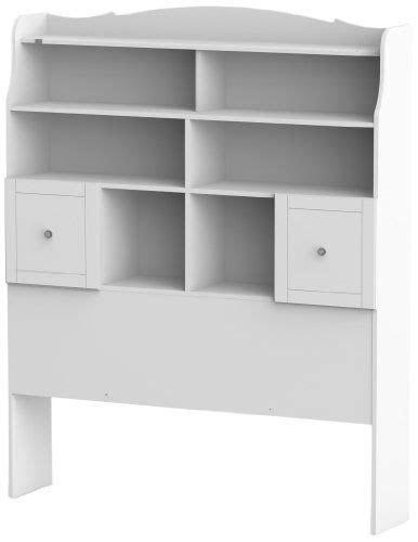 Pixel Full Size Headboard 317303 from Nexera, White