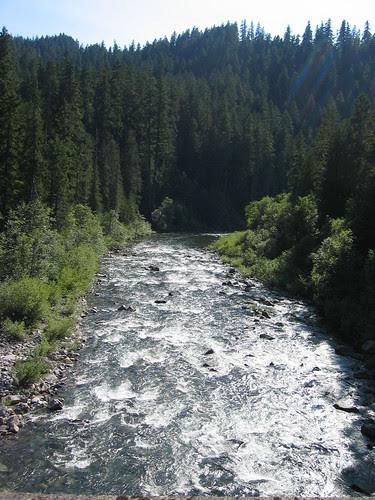Collowash River