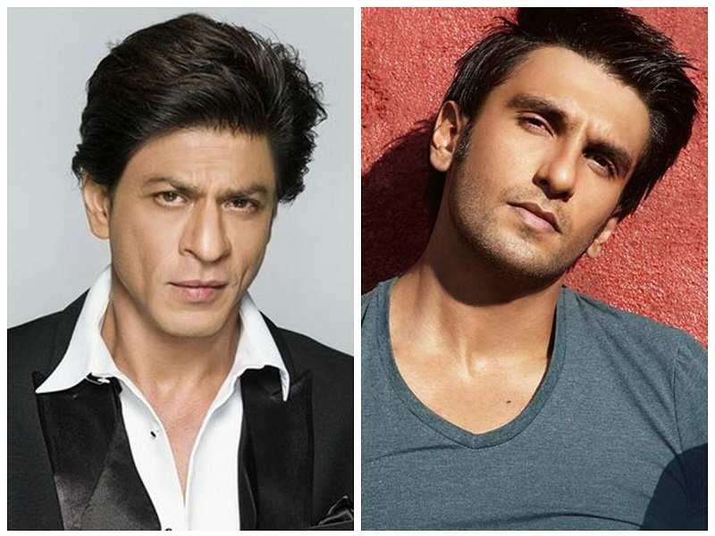 Shah Rukh Khan as the villain, Ranveer Singh to play a cop in 'Dhoom 4'?