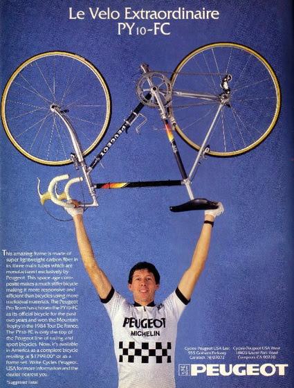 Peugeot PY10FC 1985