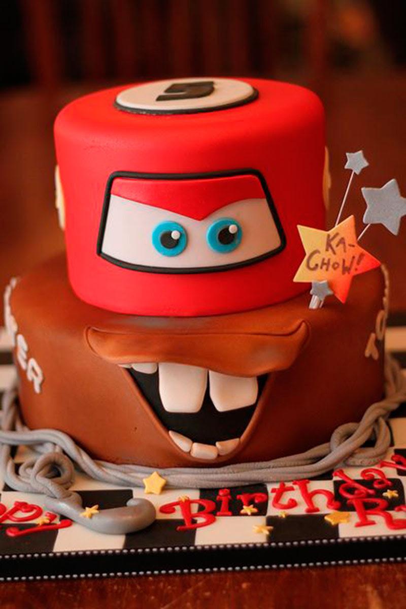 bolos para festas infantis_meninos_3