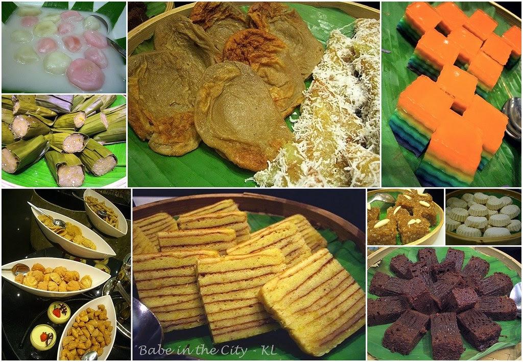 Paya Serai -  Malay desserts