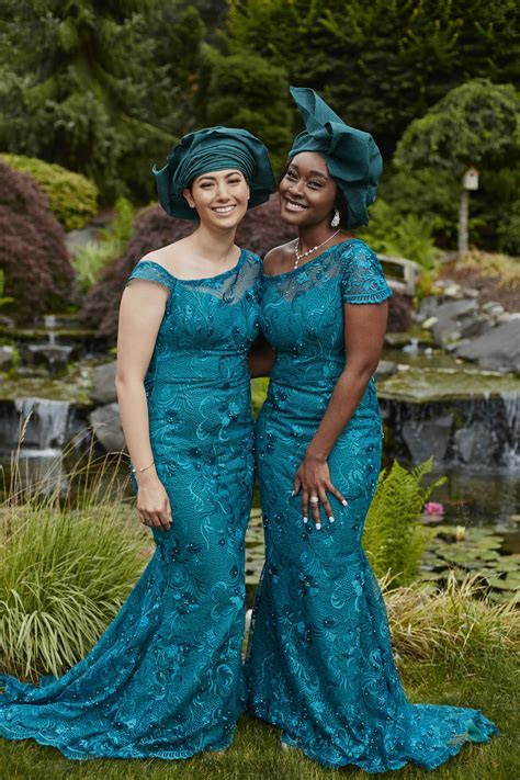 African Bridal Shower   Fri's Bridesmaid Dresses