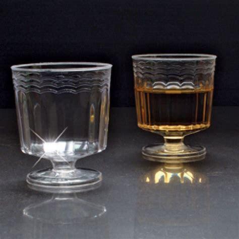 Mini Catering Supplies   2 oz Disposable Mini Plastic Wine