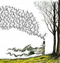 """""""Macanudo 8"""" de Liniers. Edita Random House Mondadori"""