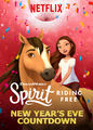 Spirit Riding Free: New Year's Eve...