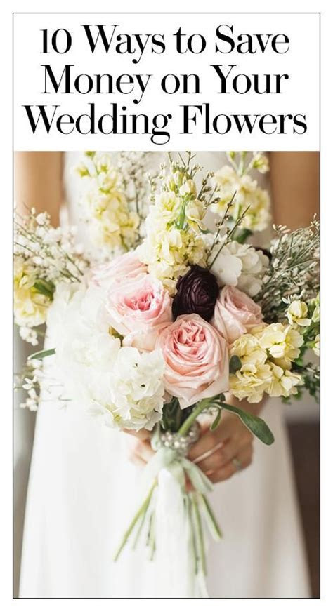 10 Ways To Save On Flowers   Flower bouquets, Centerpieces