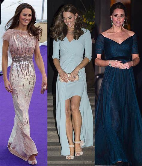 Kate Middleton's favourite designer Jenny Packham marries