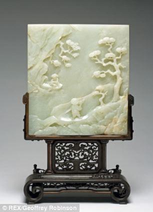 Table screen
