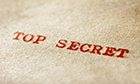 Secrets: Top secret